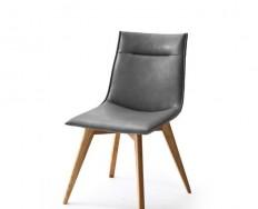 Židle Soho A typ sedáku A 10 šedá