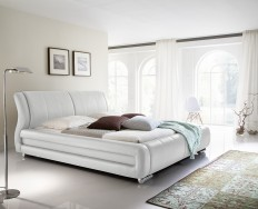 Antony bílá postel