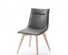 Židle Soho A typ sedáku A 9 šedá