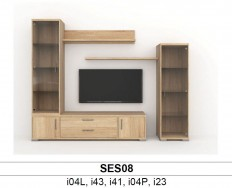 BMB Libreta SES08 obývací sestava