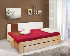 Vykona Duo Box rozkládací postel s úložným prostorem