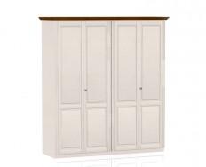 Jitona Ole šatní skříň, 4 dveře