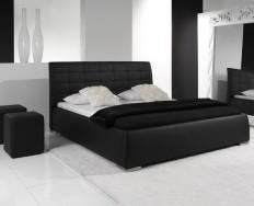 Bayonne černá postel