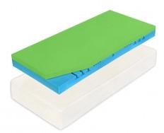 Curem C 2000 Style matrace 1+1 zdarma + polštáře zdarma