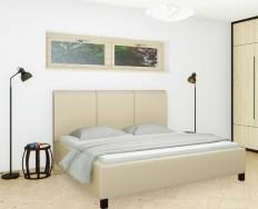 Slumberland Dover čalouněná postel