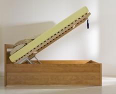 BMB Marika Klasik 1 lamino postel čelní výklop + montáž zdarma