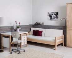 Gazel Sendy 90 B BUK postel + Akce