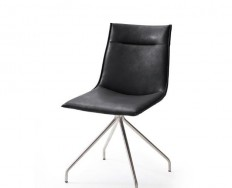 Židle Soho A typ sedáku A 1 černá
