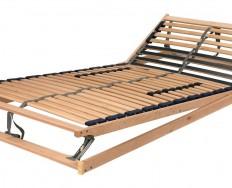 DPV Optima Maxi Flex do 150 kg polohovací lamelový rošt
