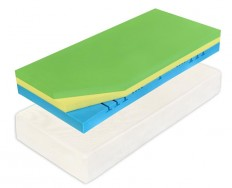 Curem C 3500 25 cm matrace 1+1+ polštáře
