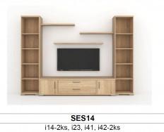 BMB Libreta SES14 obývací sestava
