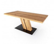Natoor Stromboli stůl černý