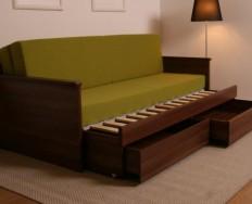 BMB Jora Tandem s područkami postel
