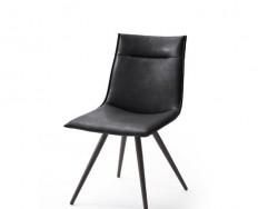 Židle Soho A typ sedáku A 4 černá