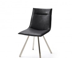 Židle Soho A typ sedáku A 7 černá