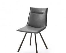 Židle Soho A typ sedáku A 8 šedá