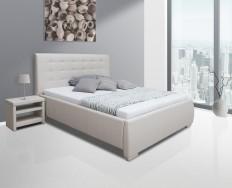 Albi postel čalouněná