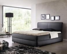 Avignon černá postel