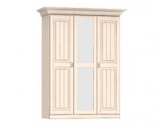 Jitona Malta šatní skříň, 3 dveře, 1 zrcadlo