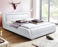 Arles bílá postel