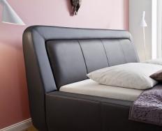 Arles černá postel