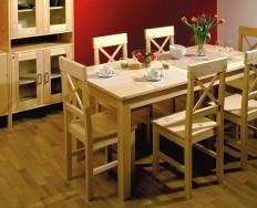 Gazel jídelní stůl 175x85 + Akce