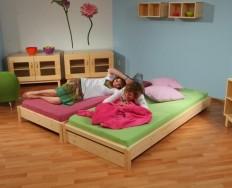 Gazel Konny 90 rozkládací postel + Akce