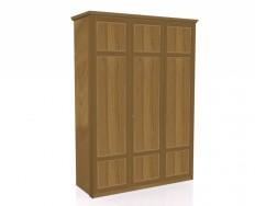 Jitona Piano šatní skříň, 3 dveře