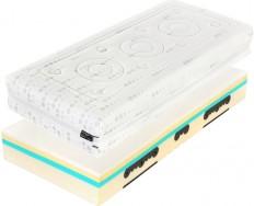 Tropico Spirit Superior Latex matrace 1+1 zdarma + polštáře
