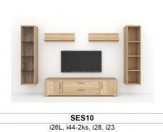 BMB Libreta SES10 obývací sestava