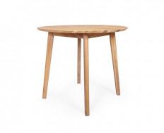 Natoor Riga stůl kruh