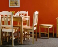 Gazel jídelní stůl 78x78 + Akce