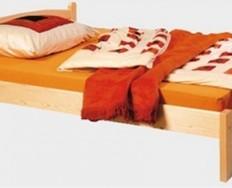 Gazel Thorsten 180 Nízké čelo postel