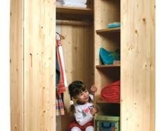 Gazel Lara rohová šatní skříň