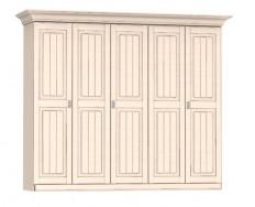 Jitona Malta šatní skříň, 5 dveří