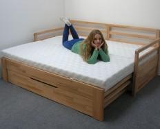 BMB Luke rozkládací postel