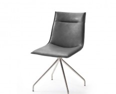 Židle Soho A typ sedáku A 1 šedá