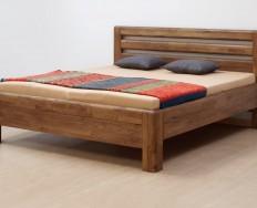 BMB Adriana Lux Dub postel + montáž zdarma