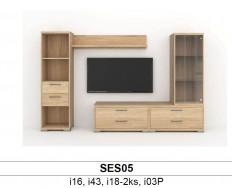 BMB Libreta SES05 obývací sestava
