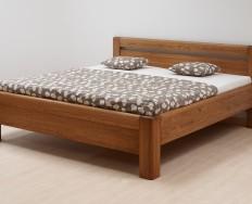 BMB Adriana Klasik Dub postel + montáž zdarma
