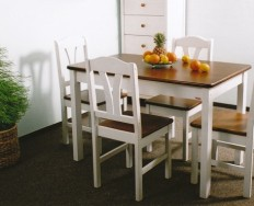Gazel jídelní stůl 124x78