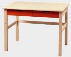 Gazel psací stůl Mario zásuvkový Native