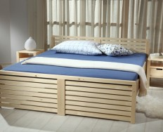 Gazel Thomas 180 přírodní postel