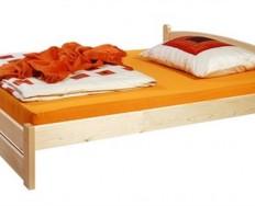 Gazel Thorsten 140 Nízké čelo postel
