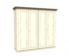 Jitona Georgia šatní skříň, 4 dveře