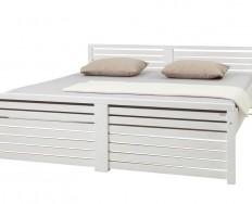 Gazel Thomas 140 bílý postel