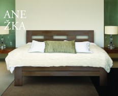 Fortel Anežka postel