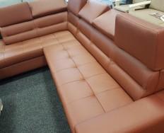 Edel Harmony kožená sedací souprava VÝPRODEJ z výstavní plochy