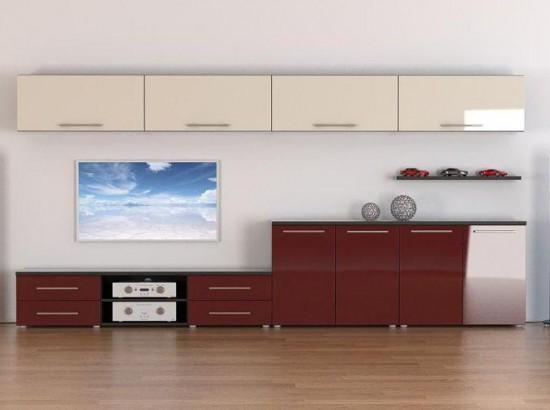 Vytvoříme pro vás 3D model obývacího pokoje