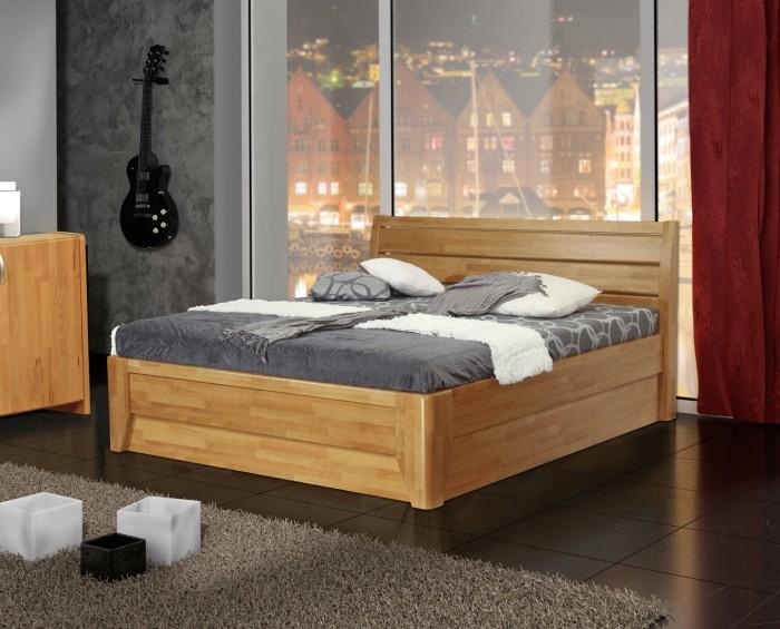 Vykona Verona postel s úložným prostorem